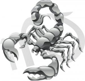 Bendras horoskopas skorpionui