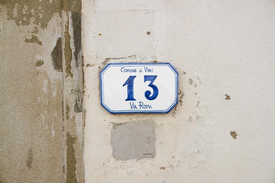 Prietarai - skaičius 13
