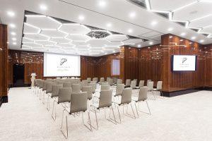 Tinkamas konferencijų salės pasirinkimas garantuoja pusę jūsų renginio sėkmės